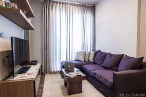 รูปภาพ 1 bed Condo in Ceil by Sansiri Khlong Tan Nuea Sub District C013395
