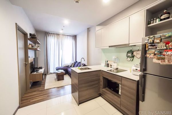 Picture of 1 bed Condo in Ceil by Sansiri Khlong Tan Nuea Sub District C013395