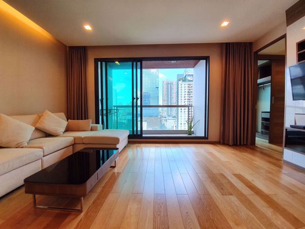 Picture of 2 bed Condo in The Address Sathorn Silom Sub District C013433