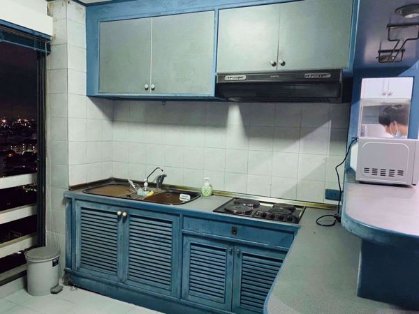 Picture of 1 bed Condo in Four Street Mansion Chomphon Sub District C013434