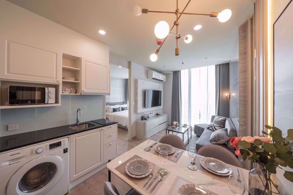 Picture of 1 bed Condo in Noble Recole Khlongtoeinuea Sub District C013478