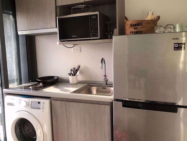 Picture of Studio bed Condo in Ideo Wutthakat Bangkho Sub District C013487