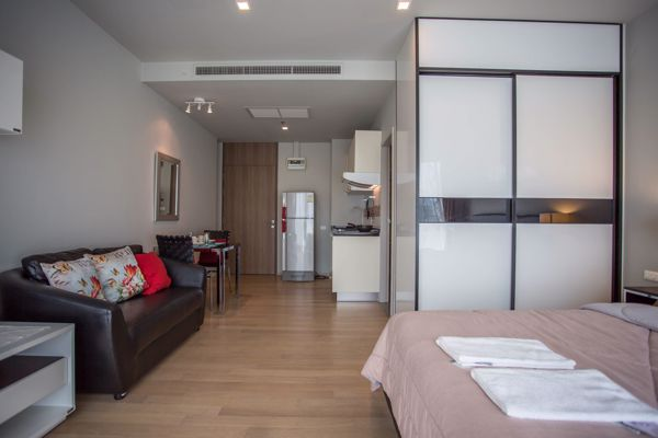 Picture of Studio bed Condo in Noble Refine Khlongtan Sub District C013509