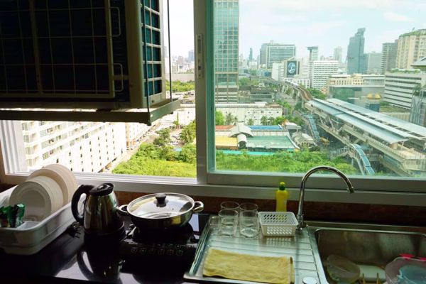 Picture of Studio bed Condo in Ratchathewi Tower Thanonphayathai Sub District C013520
