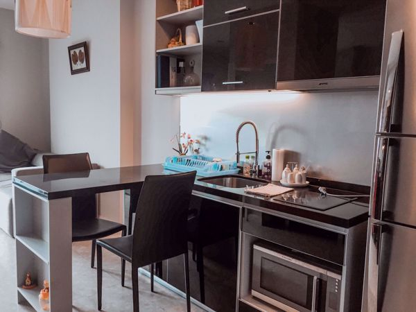 Picture of 1 bed Condo in The Crest Sukhumvit 34 Khlongtan Sub District C013523