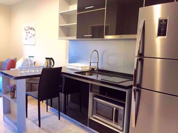 Picture of 1 bed Condo in The Crest Sukhumvit 34 Khlongtan Sub District C013525