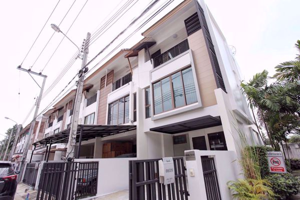 Picture of 3 bed House in The Private Sukhumvit-Bangchak  Bangchak Sub District H013540