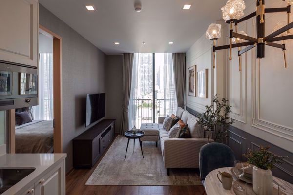 Picture of 1 bed Condo in Noble BE33 Khlong Tan Nuea Sub District C013576