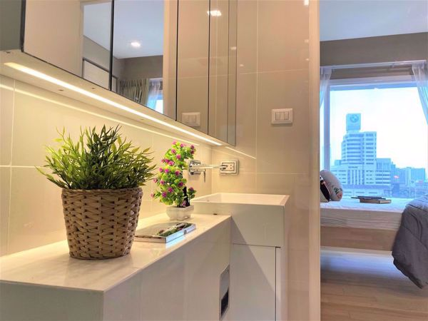 Picture of 1 bed Condo in The Saint Residences Chomphon Sub District C013632