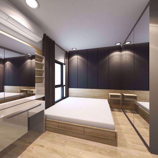 Picture of 2 bed Condo in Ideo Q Chula-Samyan Mahaphruettharam Sub District C013640