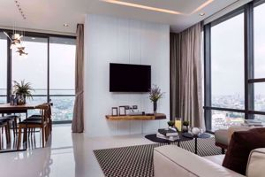 Picture of 2 bed Condo in The Bangkok Sathorn Yan Nawa Sub District C013747