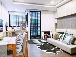 Picture of Studio bed Condo in Circle Rein Sukhumvit 12 Khlongtoei Sub District C013749