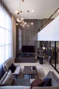 รูปภาพ 1 ห้อง Duplex in Knightsbridge Prime Sathorn Thungmahamek Sub District D013818