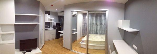 รูปภาพ 1 ห้องนอน Condo ในโครงการ The Trust Residence Ratchada-Rama 3 Yannawa District C014022