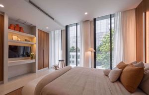 รูปภาพ Studio ห้องนอน Condo ในโครงการ Noble Ploenchit Lumphini Sub District C014054