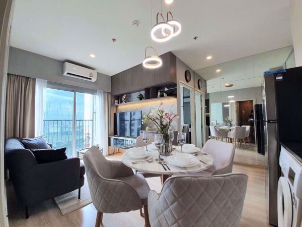 Picture of 2 bed Condo in Noble Revolve Ratchada 2 Huai Khwang Sub District C014068