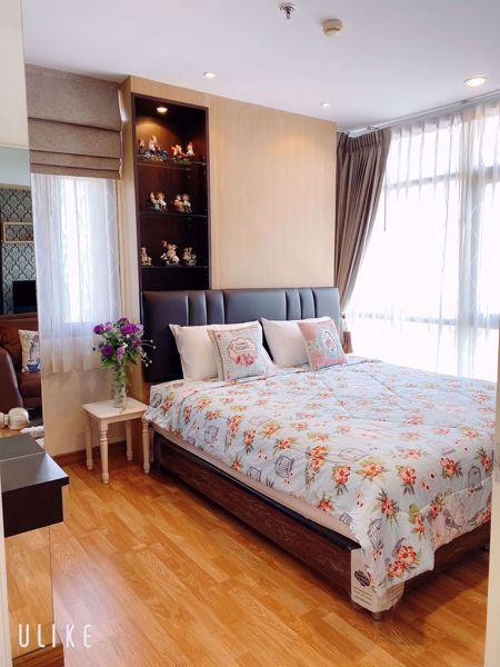 รูปภาพ 2 ห้องนอน Condo ในโครงการ Bangkok Horizon P 48 Phasicharoen District C014116