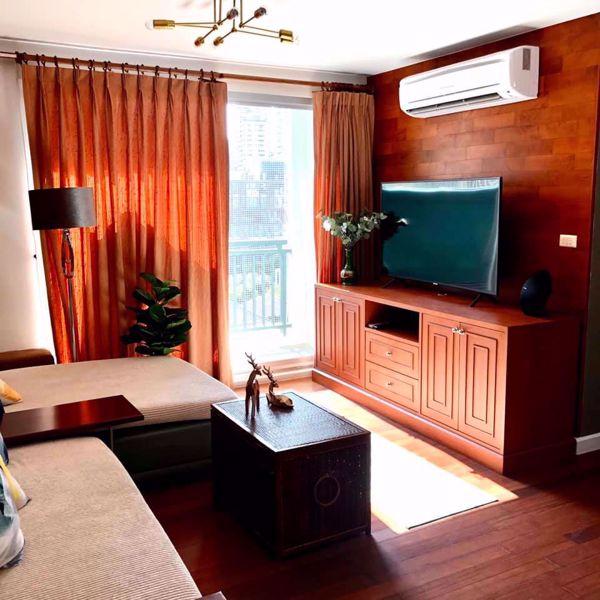 รูปภาพ 2 ห้องนอน Condo ในโครงการ The 49 Plus 2 Khlong Tan Nuea Sub District C014123