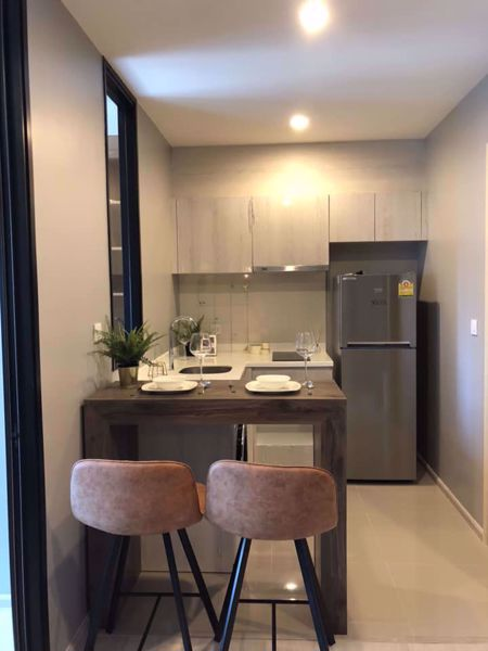 Picture of 1 bed Condo in Life Asoke Bangkapi Sub District C014179
