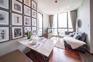 รูปภาพ 1 ห้องนอน Condo ในโครงการ Wish Signature Midtown Siam Thanonphayathai Sub District C014181