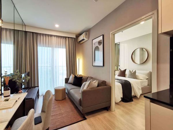 Picture of 1 bed Condo in Noble Revolve Ratchada Huai Khwang Sub District C014210