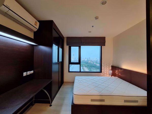 รูปภาพ 1 ห้องนอน Condo ในโครงการ Life Asoke Bangkapi Sub District C014221