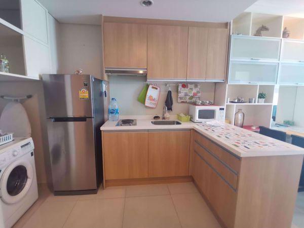 รูปภาพ 1 ห้องนอน Condo ในโครงการ Villa Asoke Makkasan Sub District C014226