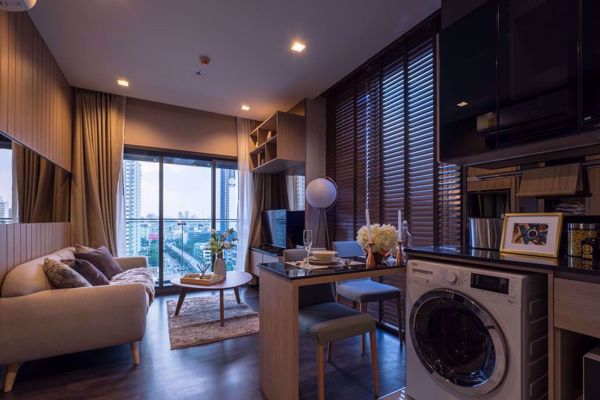 Picture of 1 bed Condo in The Line Asoke - Ratchada Din Daeng Sub District C014239
