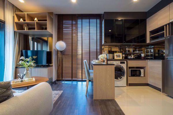 รูปภาพ 1 ห้องนอน Condo ในโครงการ The Line Asoke - Ratchada Din Daeng Sub District C014239