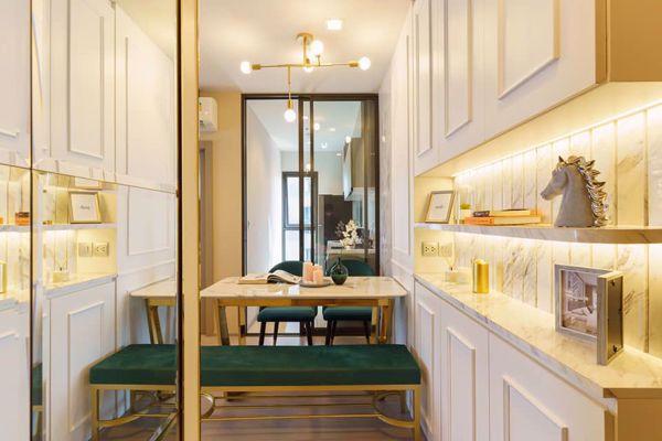 รูปภาพ 2 ห้องนอน Condo ในโครงการ LIFE Asoke - Rama 9 Makkasan Sub District C014254