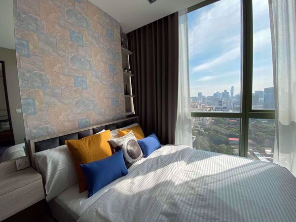 Picture of 1 bed Condo in Wish Signature Midtown Siam Thanonphayathai Sub District C014258