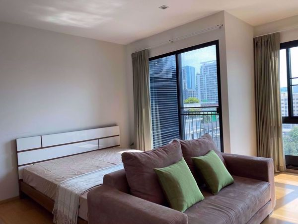 Picture of Studio bed Condo in Noble Reflex Samsennai Sub District C014271