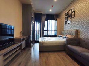 รูปภาพ Studio ห้องนอน Condo ในโครงการ Knightsbridge Prime Onnut Phrakhanongnuea Sub District C014283