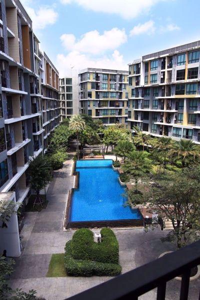 รูปภาพ 2 ห้องนอน Condo ในโครงการ I CONDO Sukhumvit 103 Bang Na District C014292