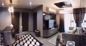 รูปภาพ 2 ห้องนอน Condo ในโครงการ Rhythm Rangnam Thanonphayathai Sub District C014294