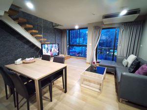 รูปภาพ 1 ห้อง Duplex in Bangkok Feliz Sukhumvit 69 Phrakhanongnuea Sub District D014334