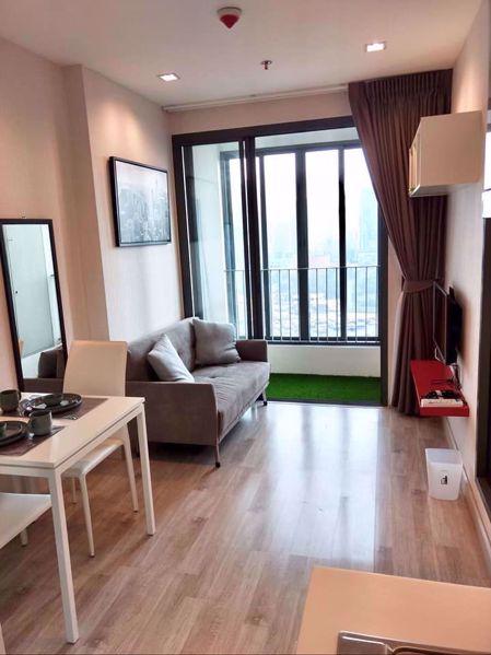 รูปภาพ 1 ห้องนอน Condo ในโครงการ Ideo Mobi Rama 9 Huai Khwang Sub District C014405