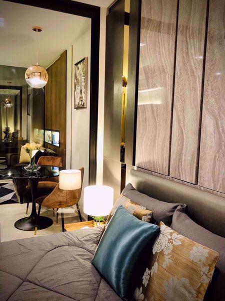 รูปภาพ 1 ห้องนอน Condo ในโครงการ Life One Wireless Lumphini Sub District C014410
