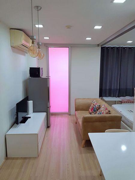 รูปภาพ 1 ห้องนอน Condo ในโครงการ The Colory Vivid Huai Khwang District C014411