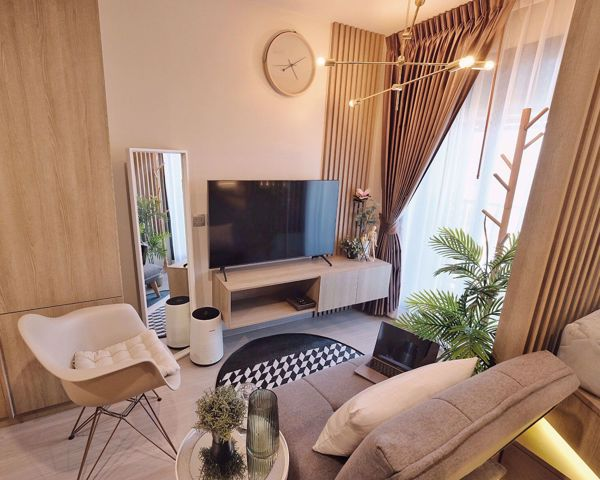 Picture of Studio bed Condo in Life Ladprao Chomphon Sub District C014420