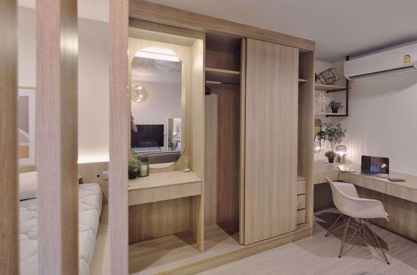 รูปภาพ Studio ห้องนอน Condo ในโครงการ Life Ladprao Chomphon Sub District C014420
