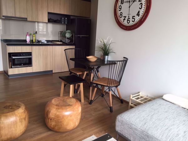 Picture of 2 bed Condo in Hasu Haus Phrakhanongnuea Sub District C014437