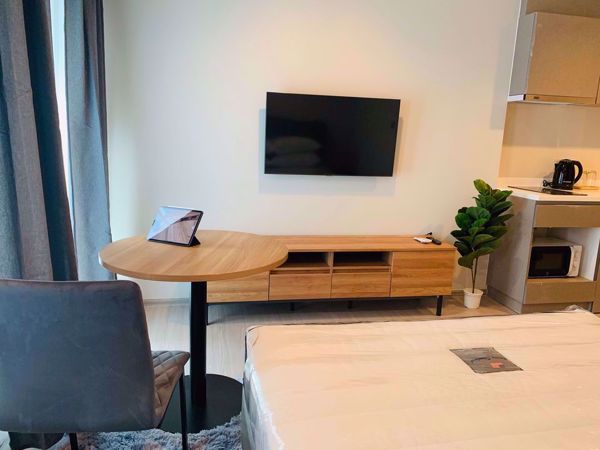รูปภาพ Studio ห้องนอน Condo ในโครงการ LIFE Asoke - Rama 9 Makkasan Sub District C014441