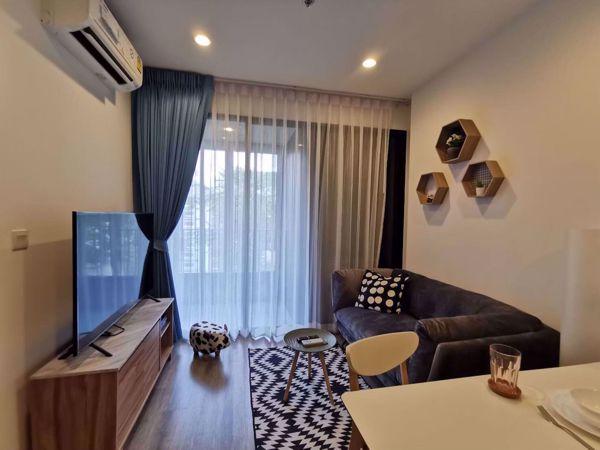 รูปภาพ 1 ห้องนอน Condo ในโครงการ Ideo Mobi Asoke Bangkapi Sub District C014473
