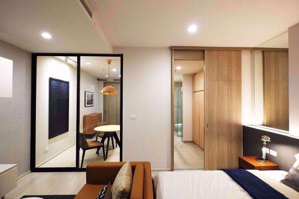 Picture of 1 bed Condo in Noble Ploenchit Lumphini Sub District C014480