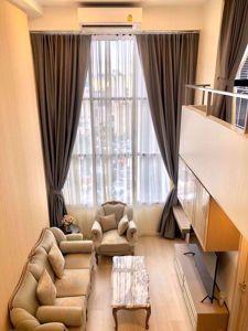 รูปภาพ 1 ห้อง Duplex in Knightsbridge Prime Sathorn Thungmahamek Sub District D014499