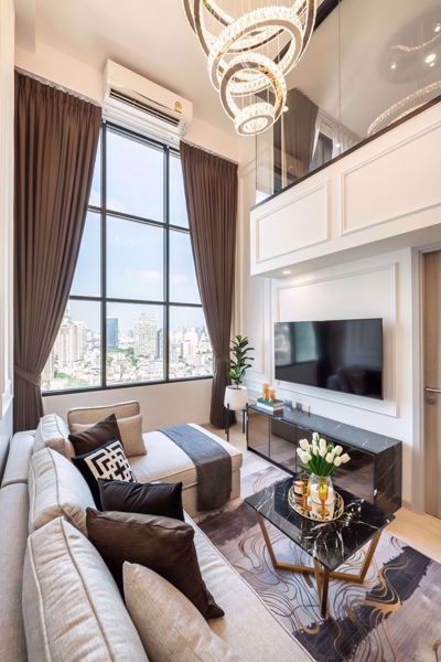 Picture of 1 bed Duplex in Knightsbridge Prime Sathorn Thungmahamek Sub District D014506