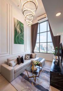 รูปภาพ 1 ห้อง Duplex in Knightsbridge Prime Sathorn Thungmahamek Sub District D014506