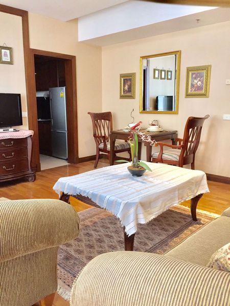 Picture of 1 bed Condo in Langsuan Ville Lumphini Sub District C014525