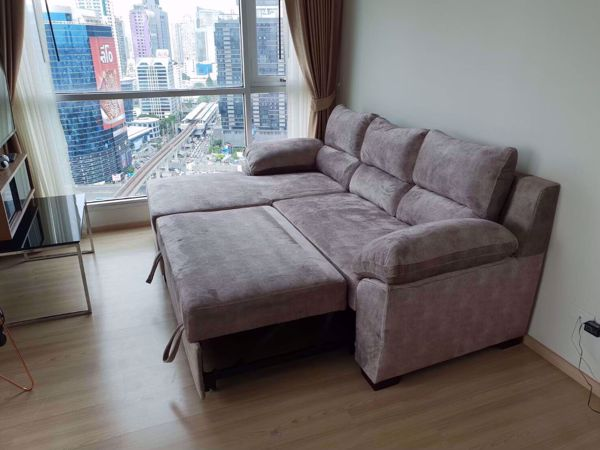 Picture of 1 bed Condo in Rhythm Sathorn Yan Nawa Sub District C014527